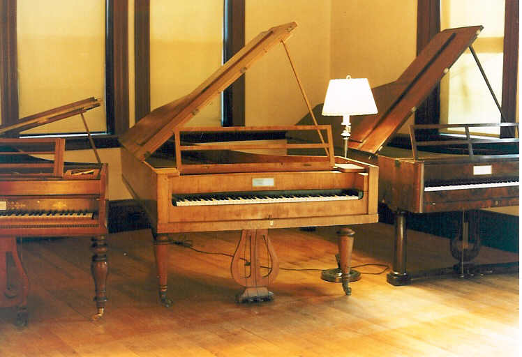 The Frederick Collection of Historic Pianos
