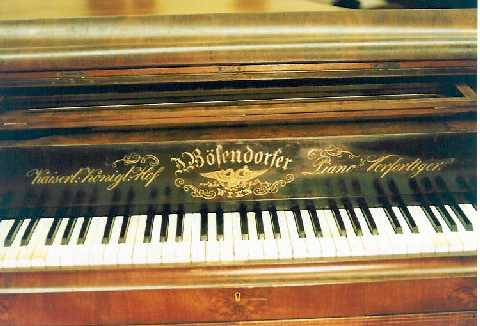 Bösendorfer ca1839 una corda problem - Piano World Piano
