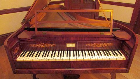 1830 Trondlin Frederick Historical Piano Collection