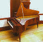 1830 Tröndlin piano from the Frederick Collection