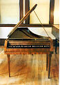 c. 1795 Unsigned piano from the Frederick Collection