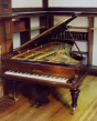 1877 Blüthner piano from the Frederick Collection