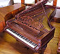 1862 Chickering piano from the Frederick Collection